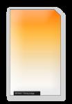 strong orange