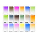 84.5mm Farbverlaufsfilter Professional