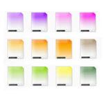 84.5mm Farbverlaufsfilter Classic